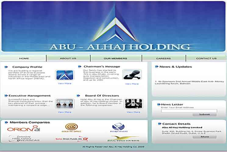 ABU – ALHAJ HOLDING